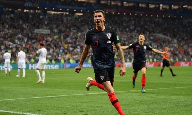 Croacia hizo historia y llegó a la final del Mundial