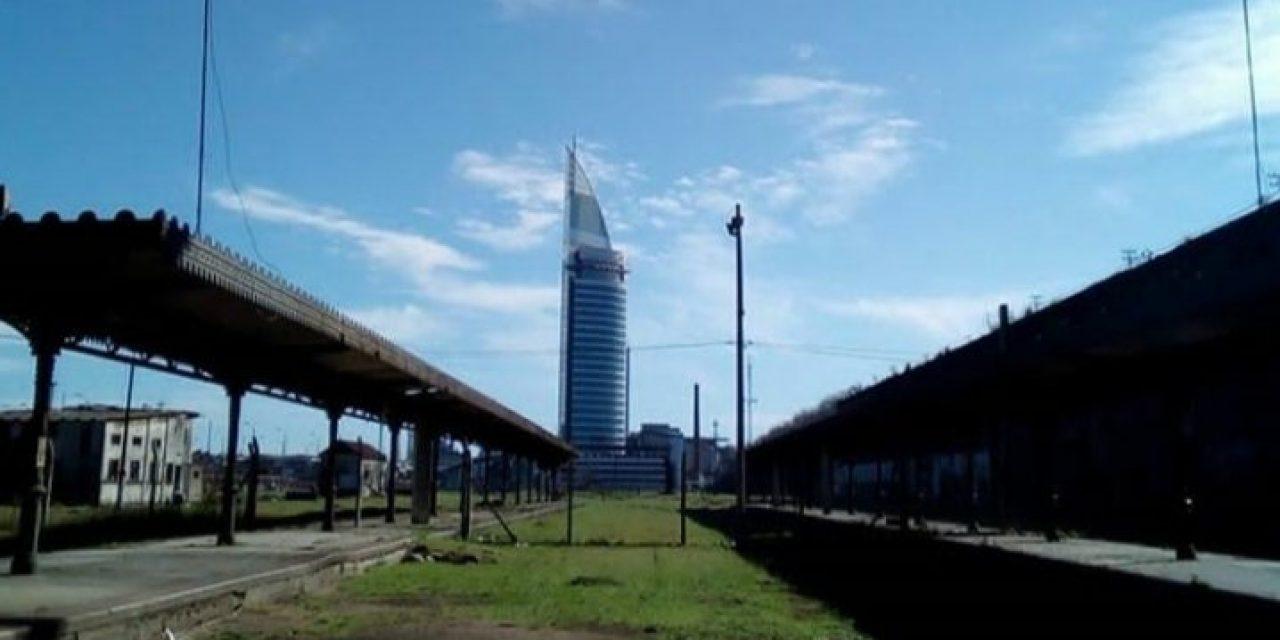 El intendente Daniel Martínez defendió el proyecto de un polo tecnológico en la ex terminal de AFE