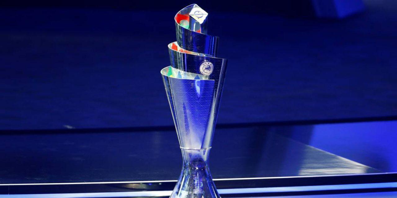 Se conocieron los cruces de semifinales de la Nations League