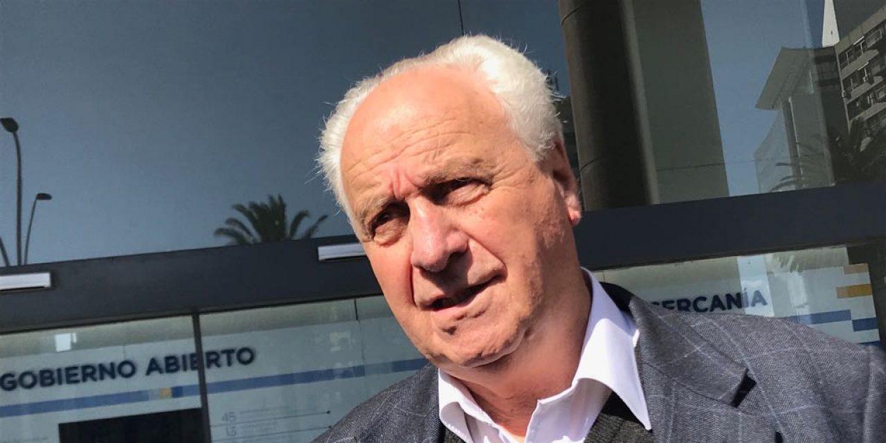 """Rossi cree que Heber """"va a entender rápidamente los mecanismos"""", en caso de asumir como ministro de Transporte"""