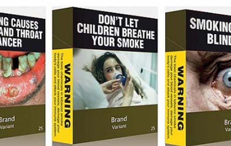 El juez Pablo Eguren suspendió el decreto de etiquetado neutro de cigarrillos