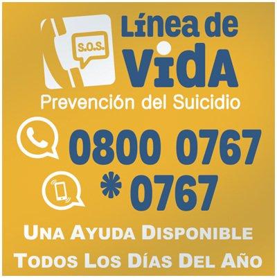Hoy es el día Mundial de prevención del Suicidio