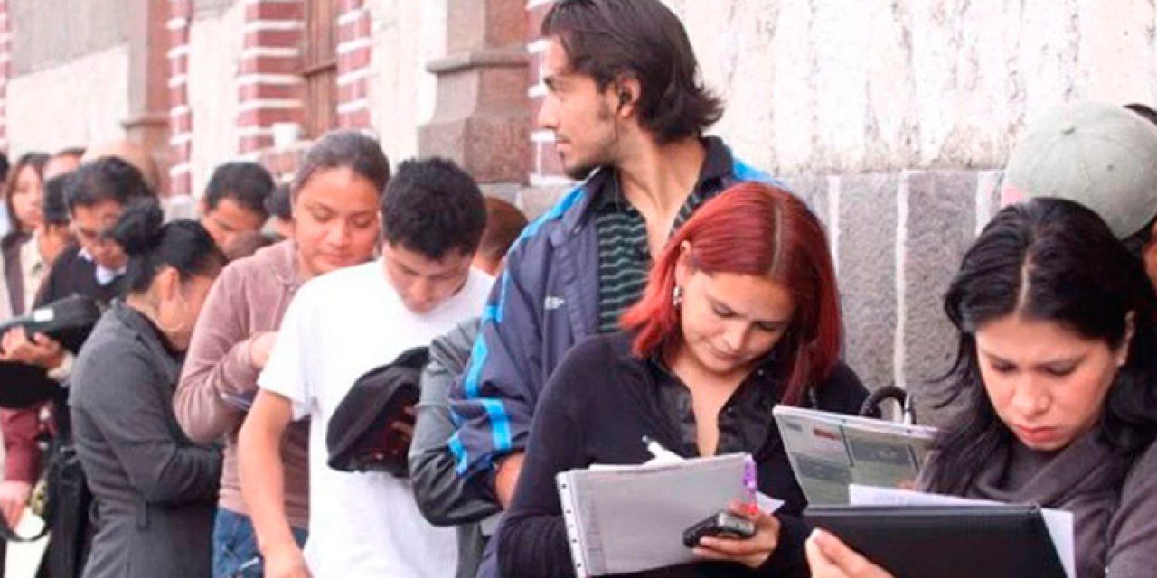 En promedio los desocupados en Uruguay están 9 semanas sin trabajo