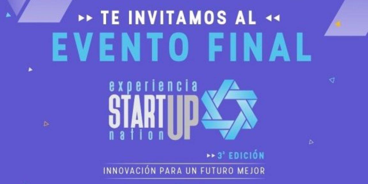 Experiencia Startup Nation: el concurso que premia a emprendimientos con impacto social