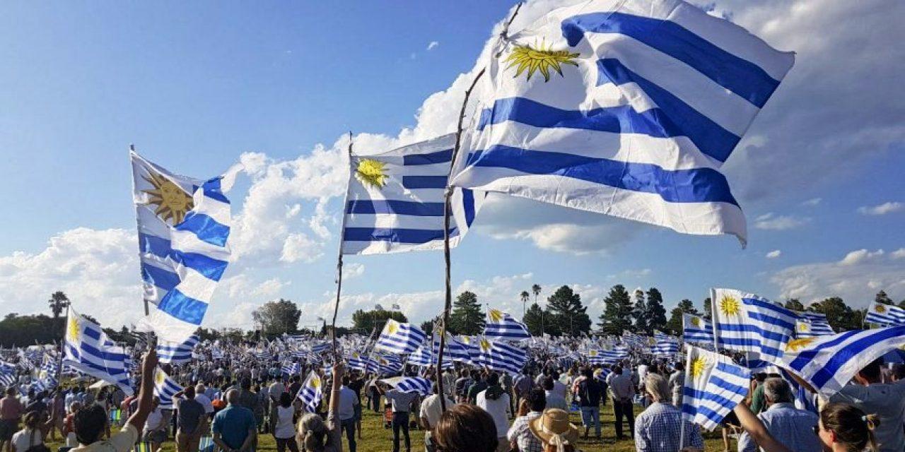 Nuevo acto de Un Solo Uruguay en Durazno