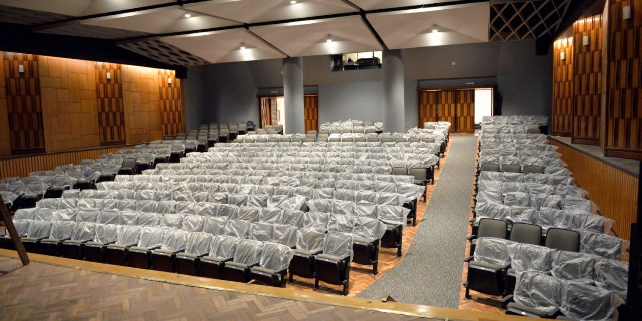El Auditorio Carlos Vaz Ferreiravuelve a abrir sus puertaseste miércoles