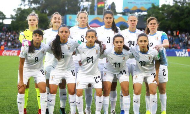 La celeste sub 17 cayó y quedó sin chances de avanzar en el Mundial