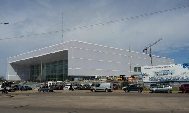 Diputado Alvear pidió informes para conocer qué hay detrás del contrato que instaló cocina en Antel Arena