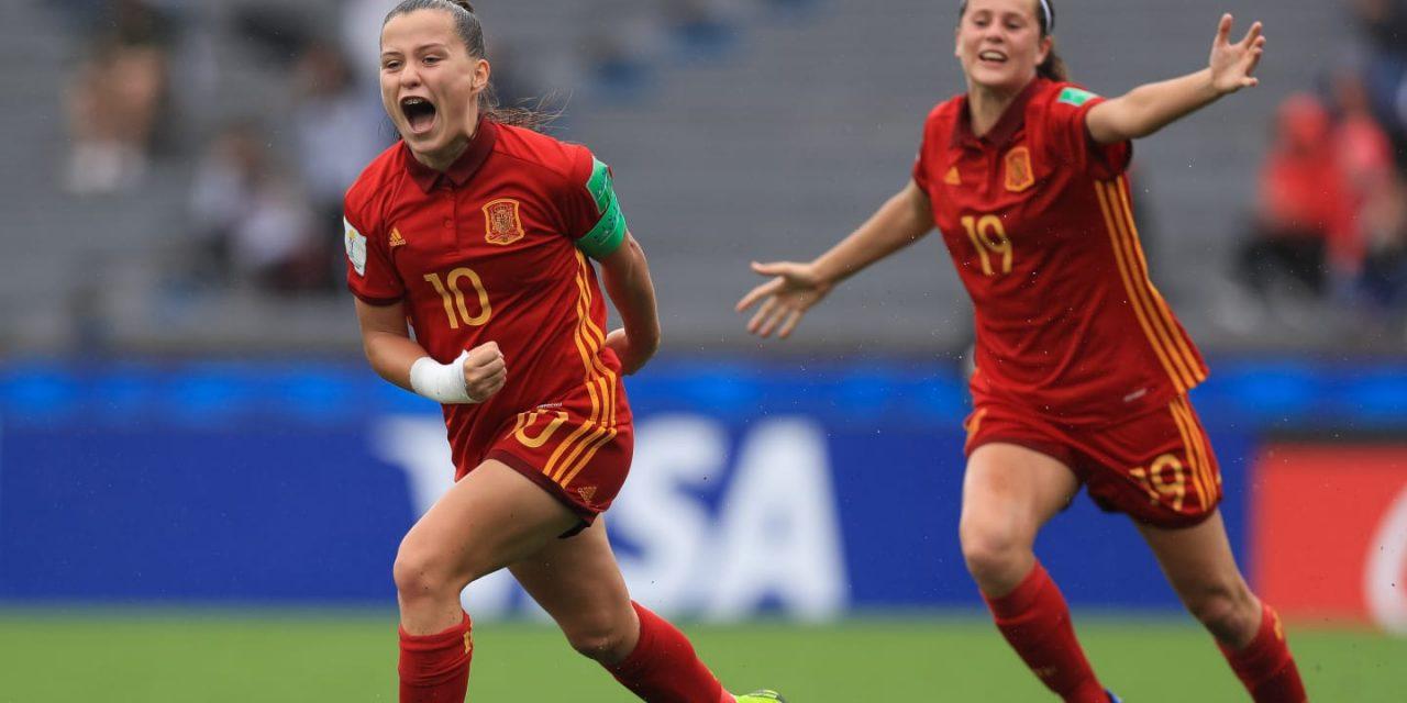España es finalista del Mundial Femenino sub 17 y espera rival
