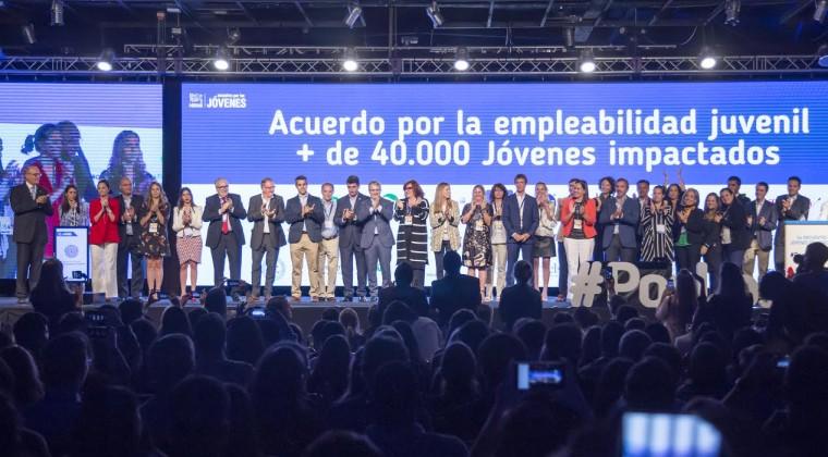 Tras acuerdo 45.000 jóvenes de países del Mercosur concretan oportunidad de empleo