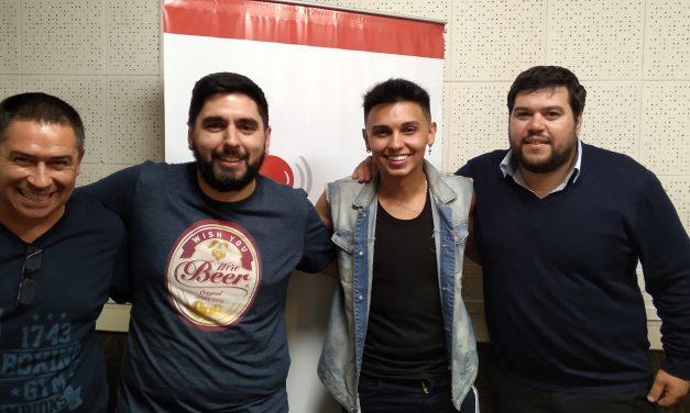 Mathías Cuadro en Verbigracia