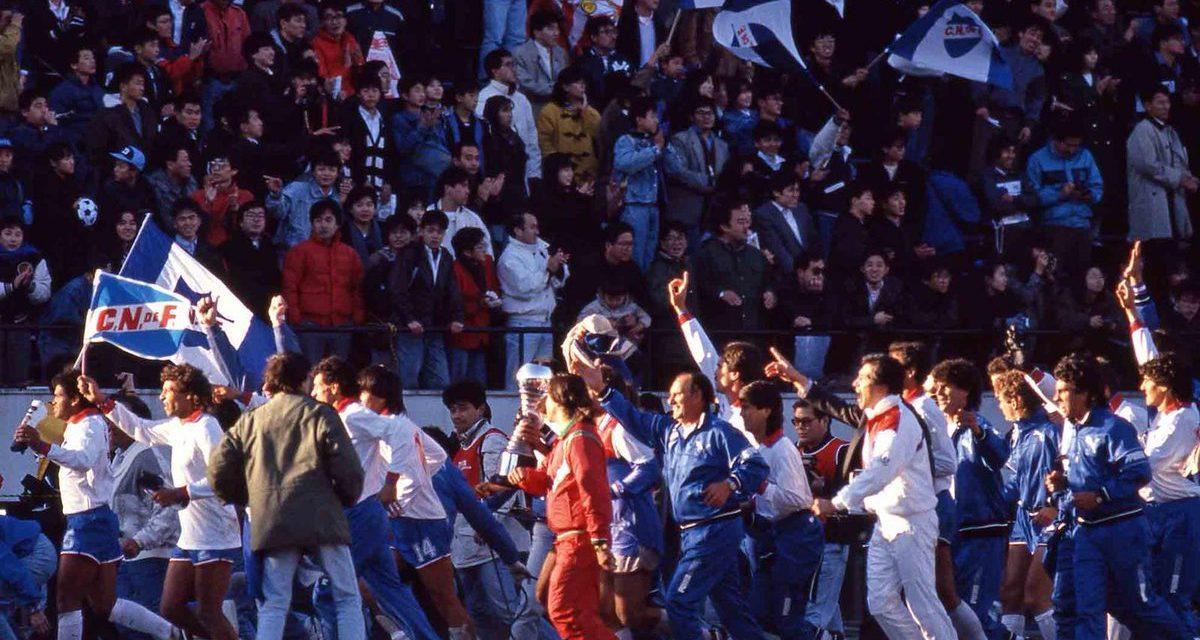 30 años de la Intercontinental de Nacional ante PSV