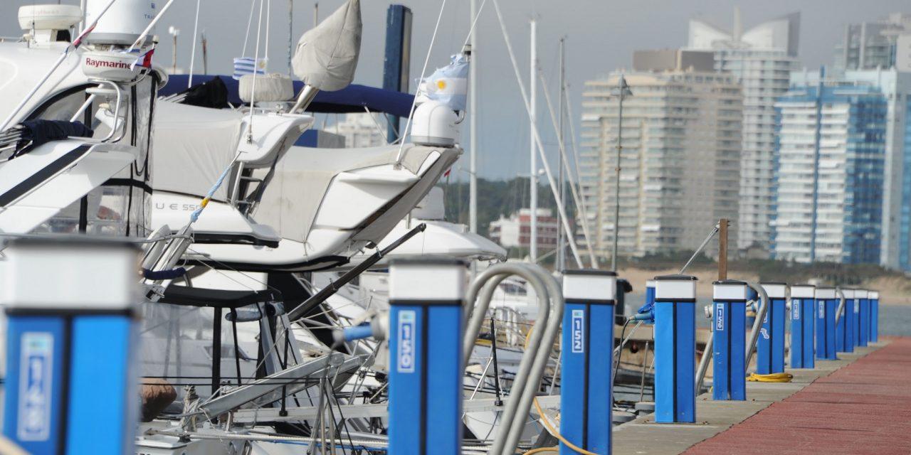 Punta del Este como principal puerto deportivo de Uruguay