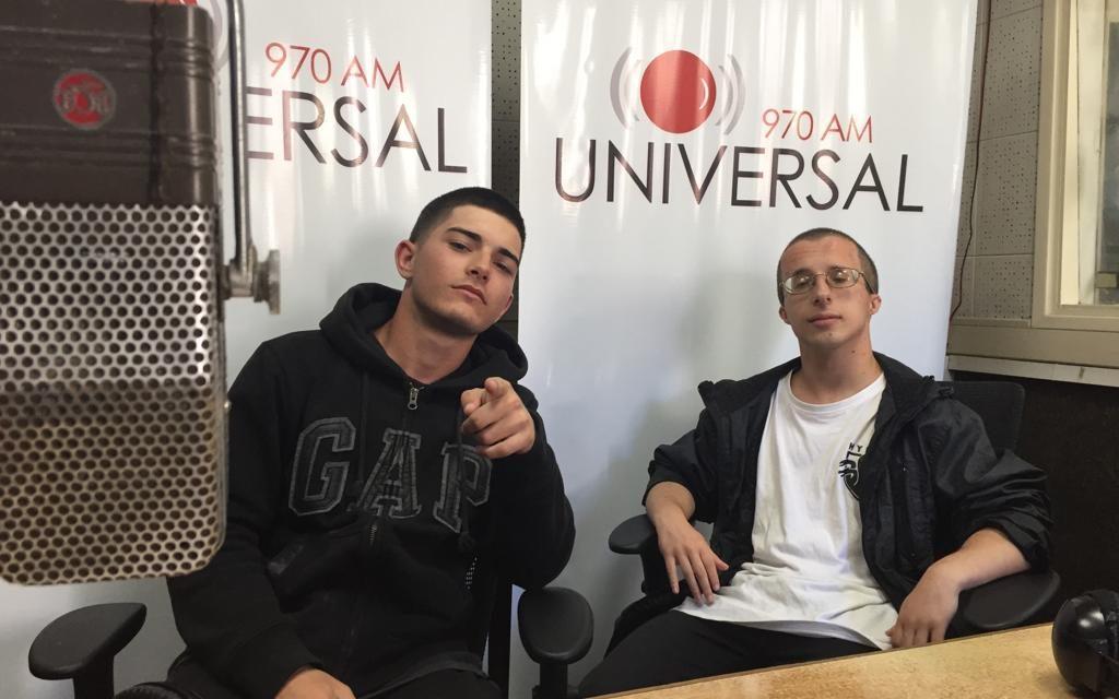 Freestyle Rap y beatbox en vivo en Creer o Reventar