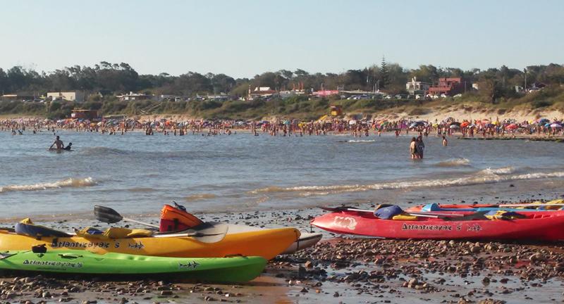 Monitoreo de las playas de Canelones
