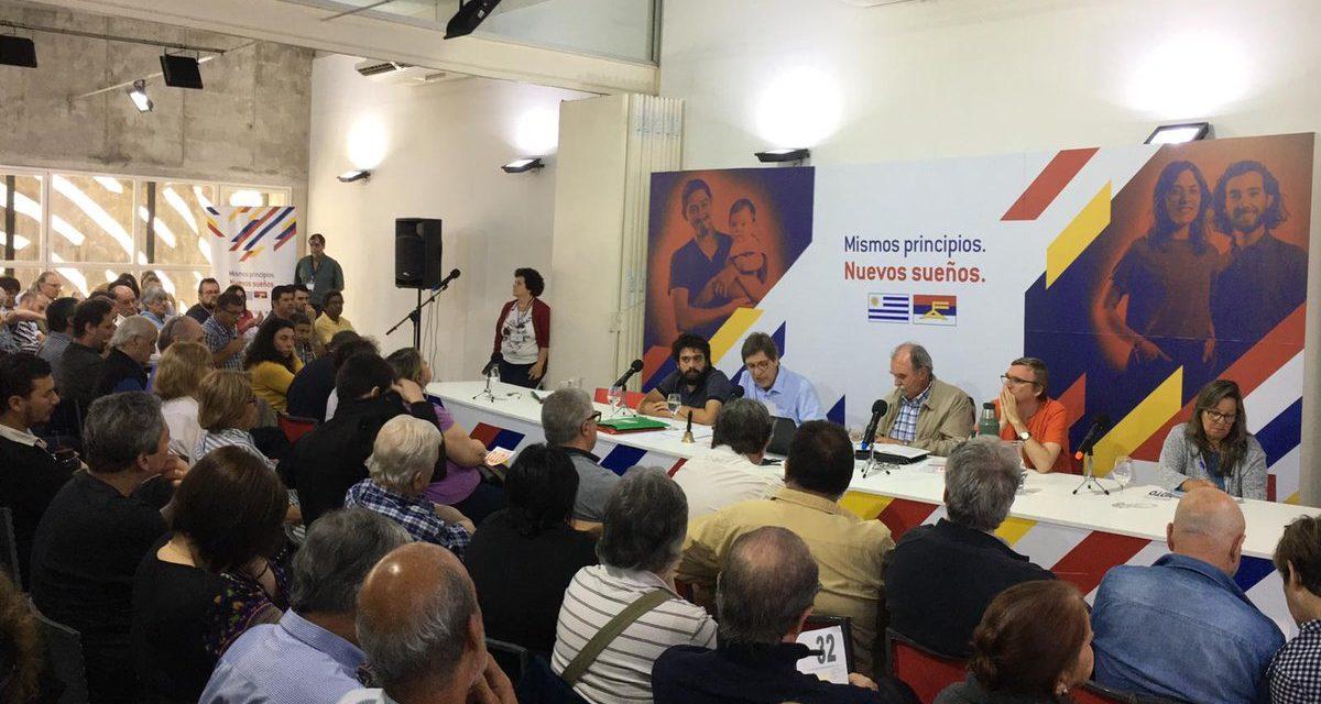 Plenario tomó decisión sobre Sendic, De León, Almagro y otros 14 casos