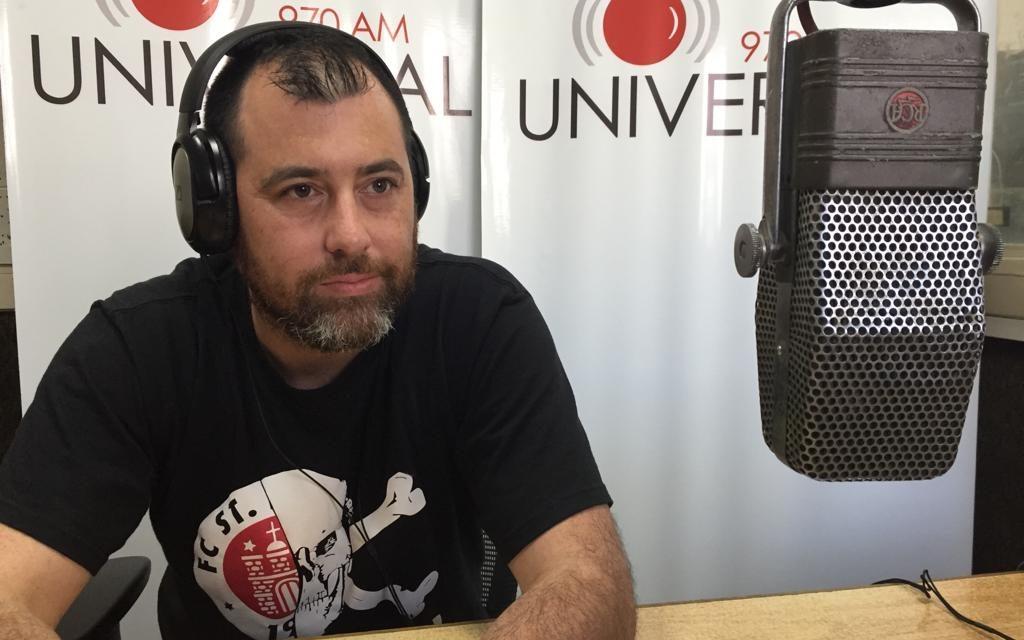 """Sebastián Chittadini: """"Es imperdonable que jóvenes no sepan quién es Obdulio"""""""