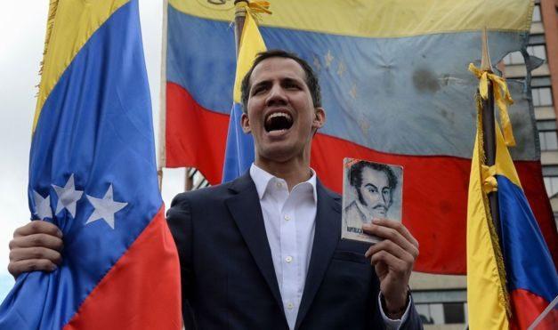 """Guaidó: """"Vamos a realizar la sesión asi sea en la calle"""""""