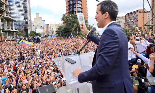 Venezuela: impiden el ingreso de Juan Guaidó al Parlamento