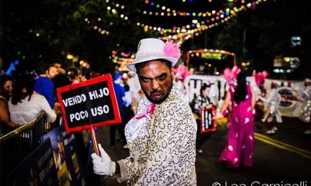 Cuarta etapa del Concurso Oficial de Carnaval 2019