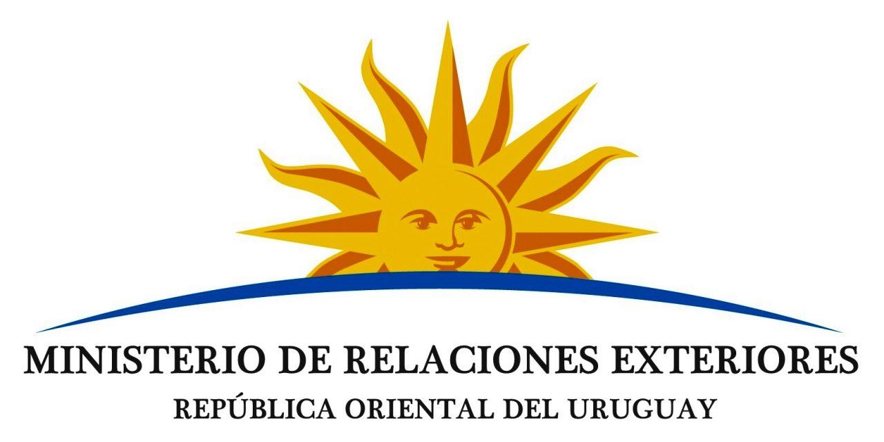 Gobierno uruguayo condenó el atentado en Colombia