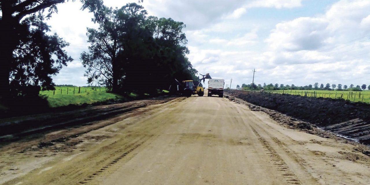 Camiones, salvo excepciones, no podrán transitar los caminos de Río Negro por impacto de lluvias