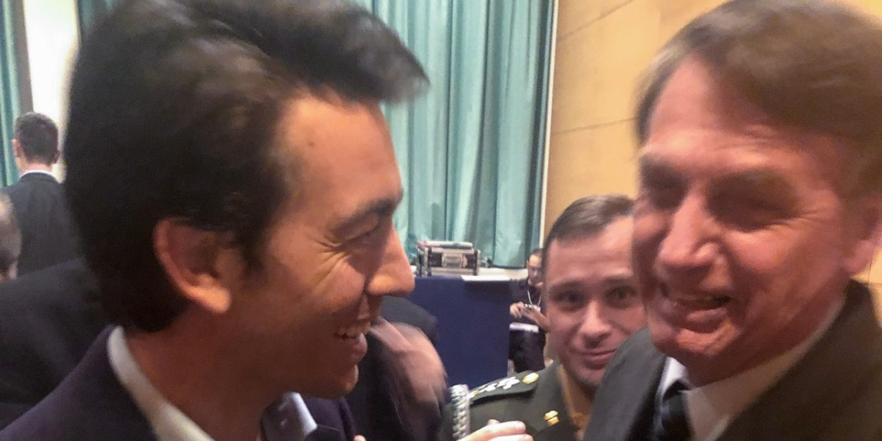 Bolsonaro habría pedido a Sartori que saque la izquierda del país