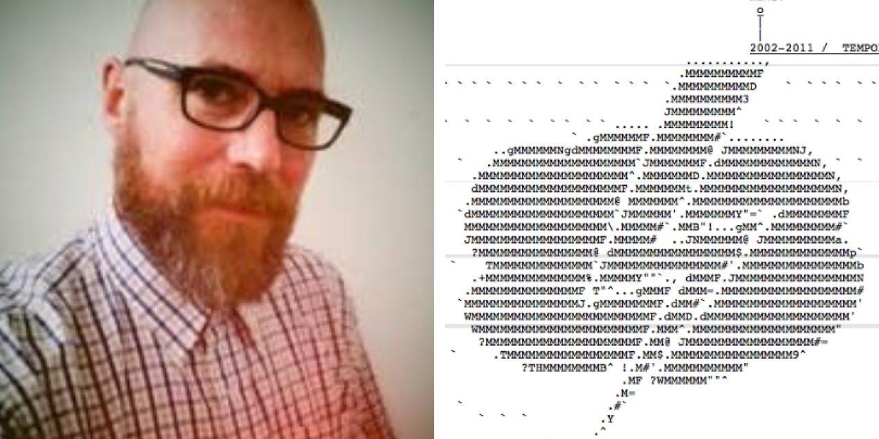 Brian Mackern, el artista digital uruguayo que expone en Nueva York