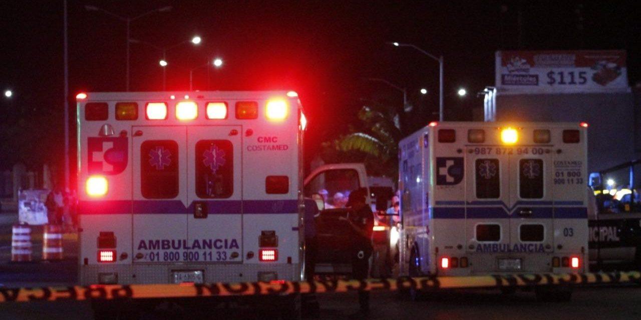 En México asesinaron a 7 personas en un bar de Playa del Carmen