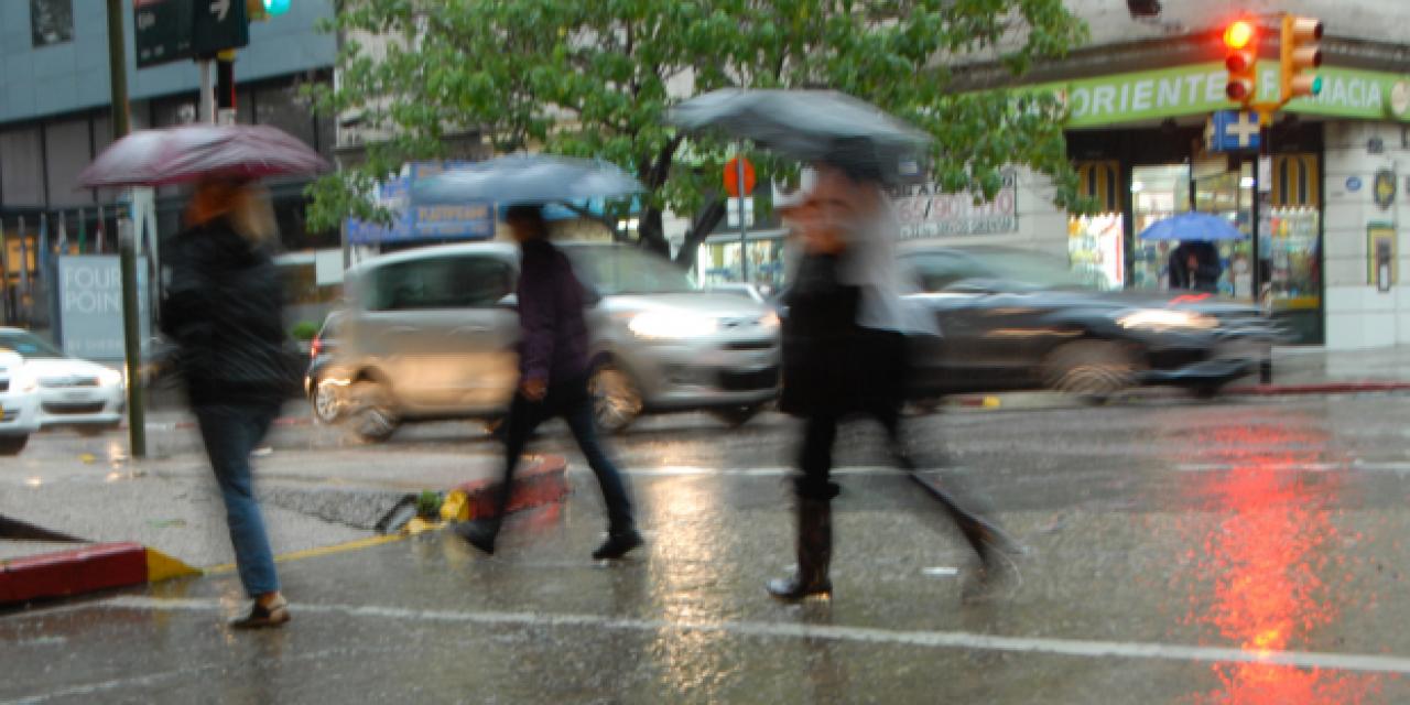 Perspectivas meteorológicas prevén lluvias por encima de lo normal