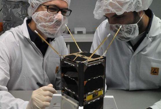 Universidad de Vigo lanza satélite para control de incendios