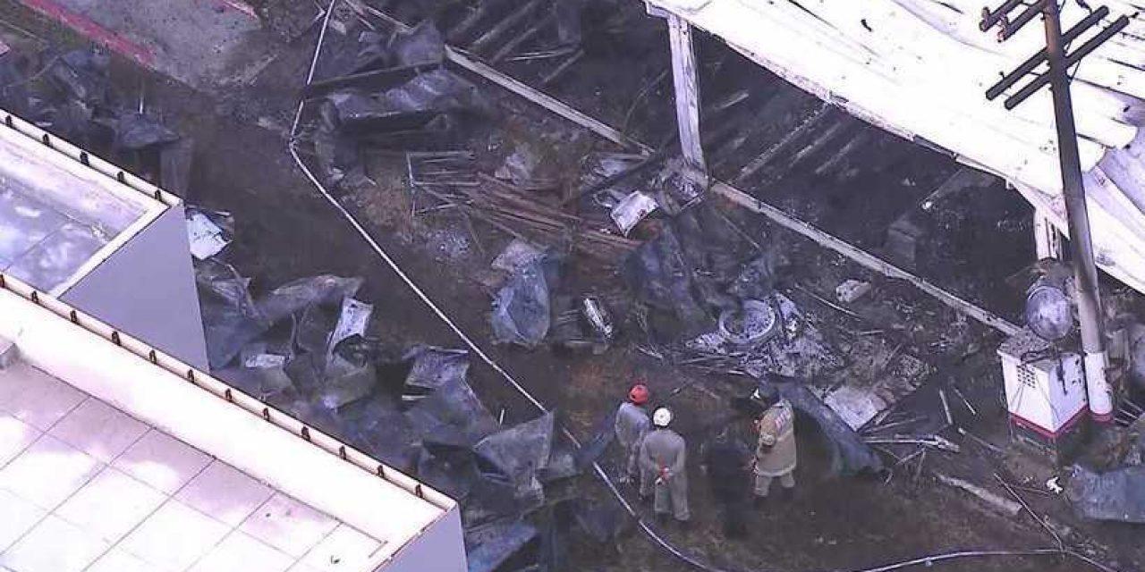 Tragedia en Flamengo: 10 muertos en un incendio de sus instalaciones