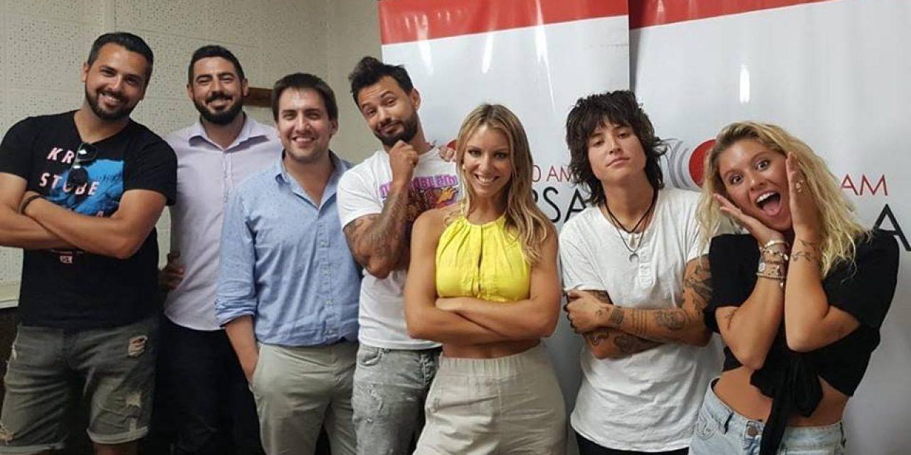 En marzo llega Andy Vila a Radio Universal