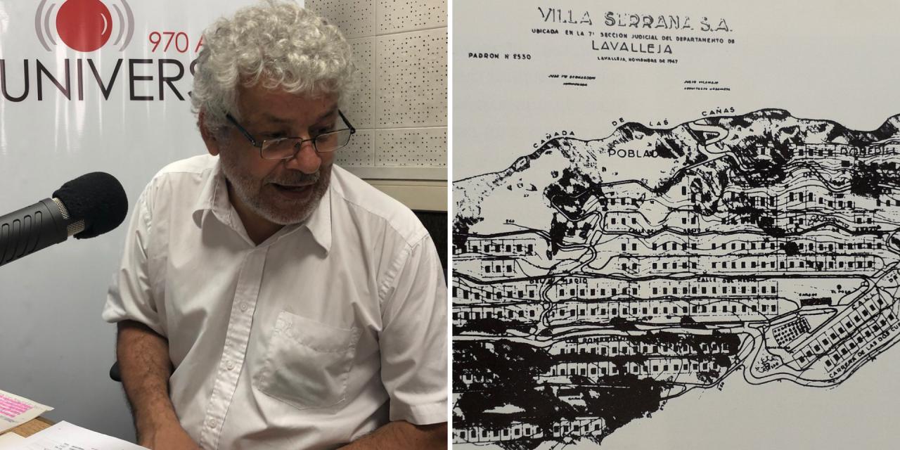 La historia de Vilamajó y su mayor proyecto: Villa Serrana