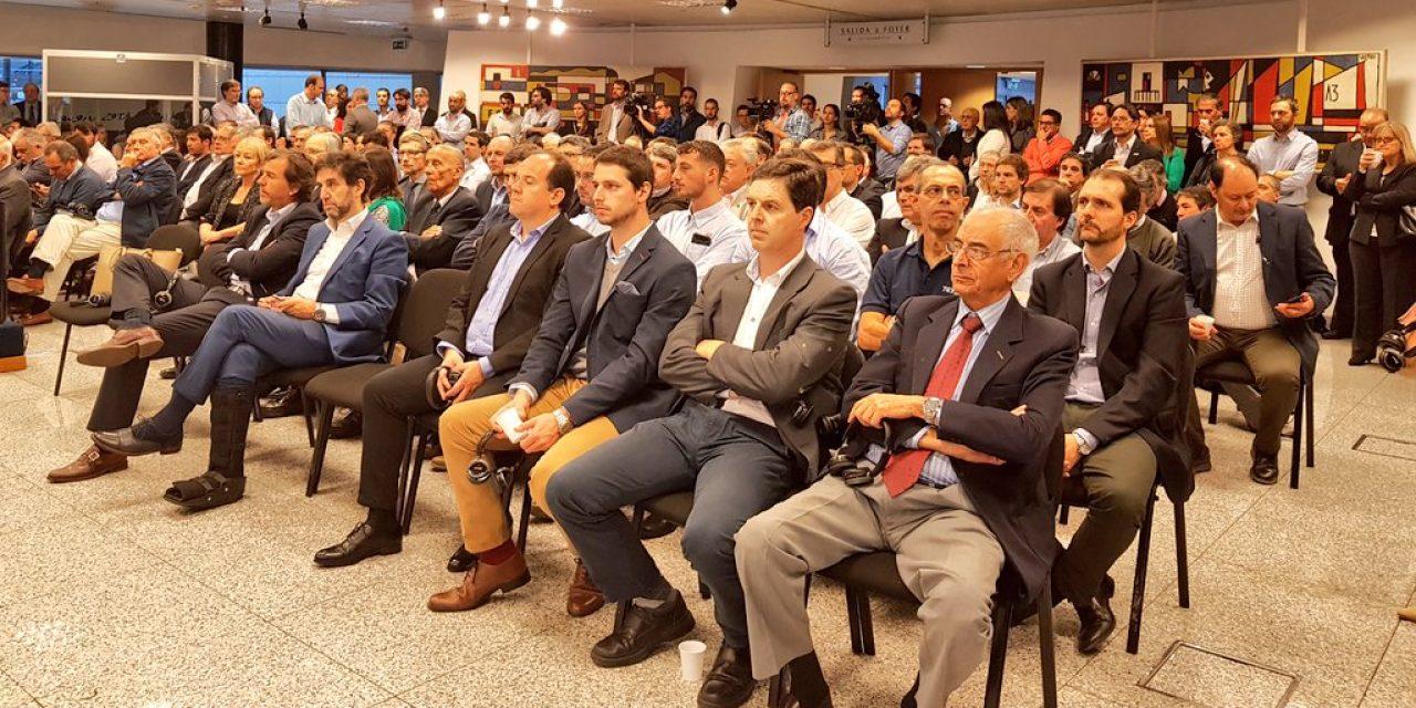 Se realizó el lanzamiento del programa de desarrollo de proveedores nacionales por planta de UPM