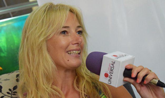 """Patricia Fierro desde el Carnaval de Melo: """"Cerro Largo es un departamento que tiene muchísimo talento"""""""