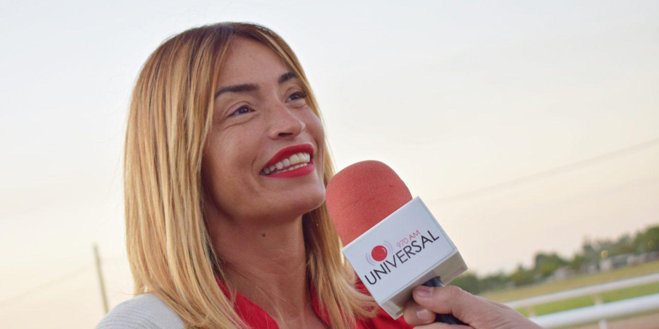 """Claudia Fernández: quien va al carnaval de Melo lo hace """"porque lo siente, porque lo vive y porque lo goza"""""""