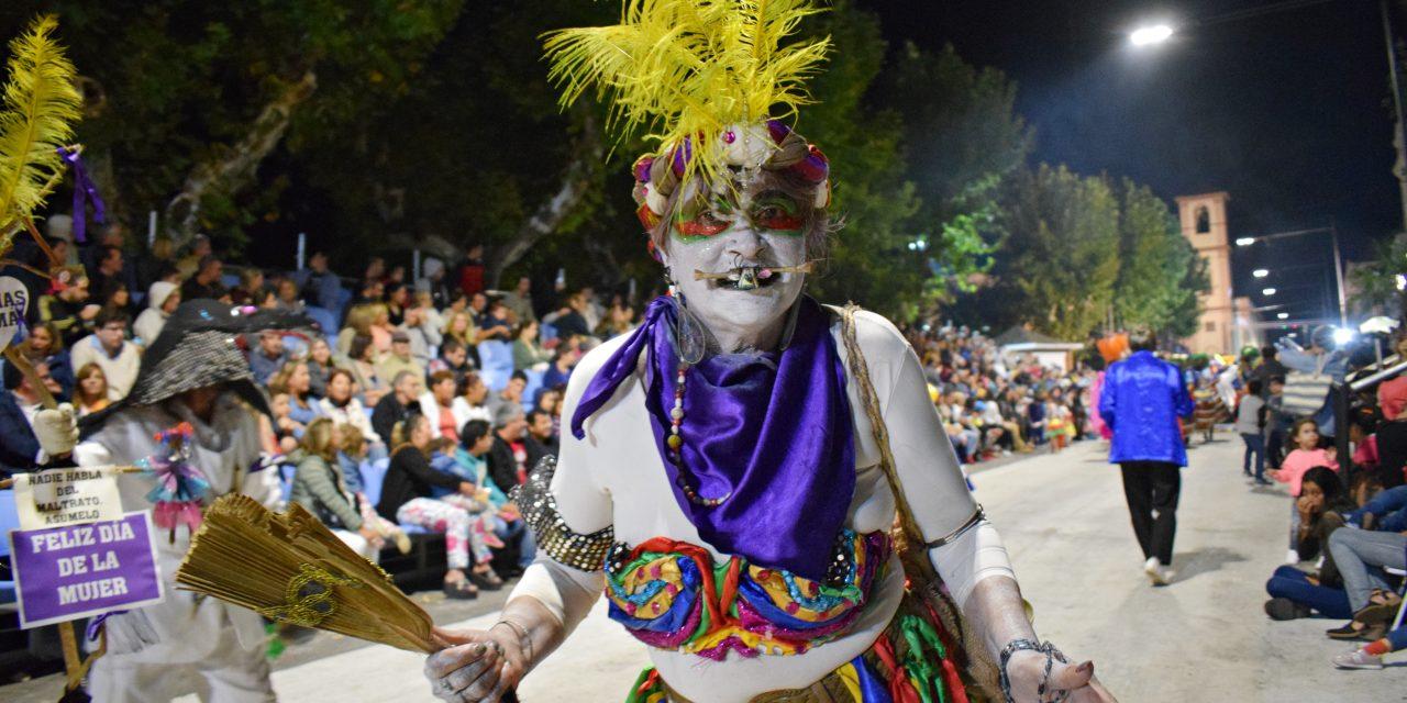 El Carnaval de Melo en fotos