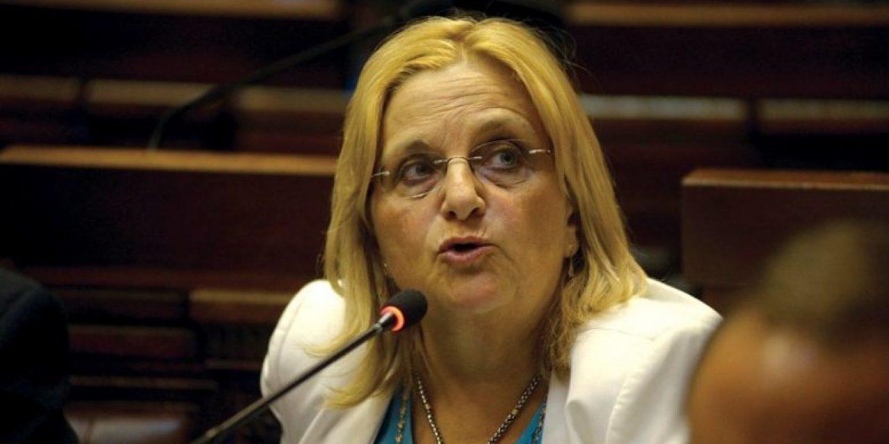 Graciela Bianchi asumirá de forma interina la vicepresidencia del país