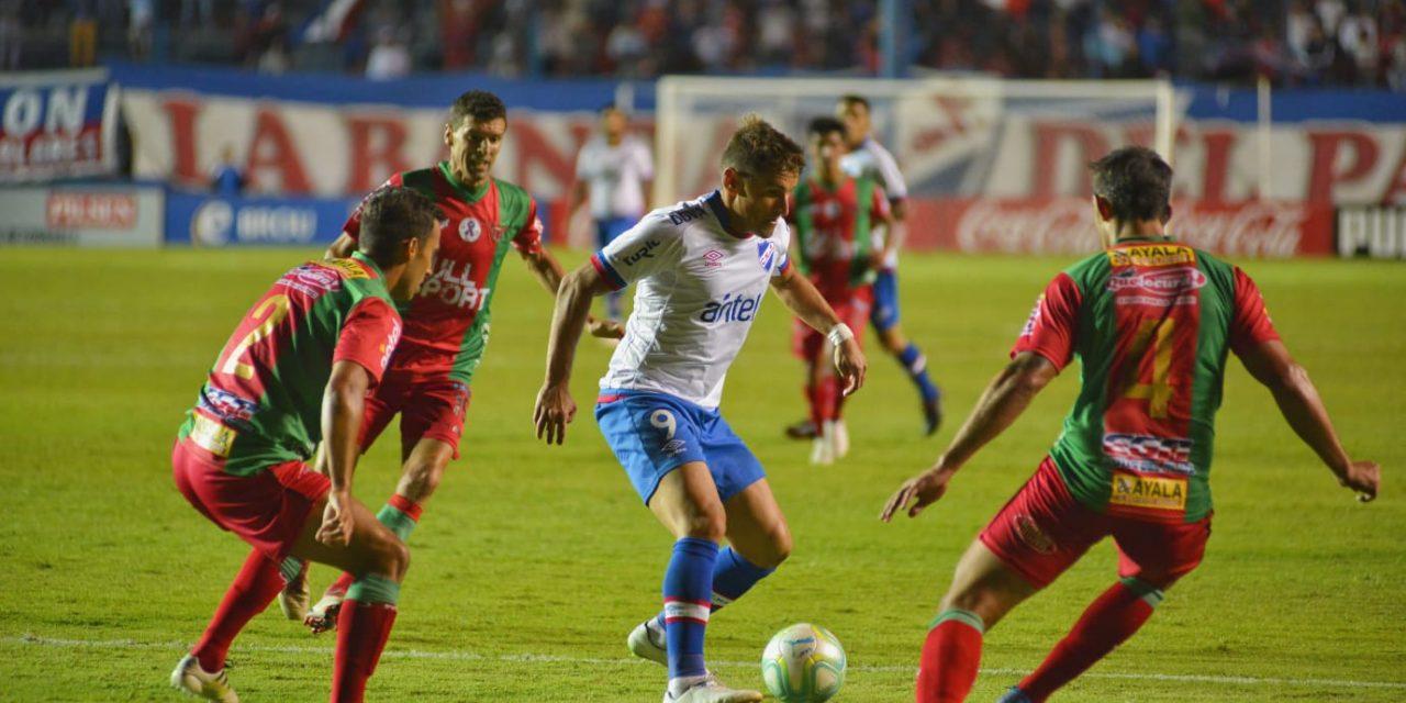 Amaral y Bergessio rescataron un punto para los tricolores