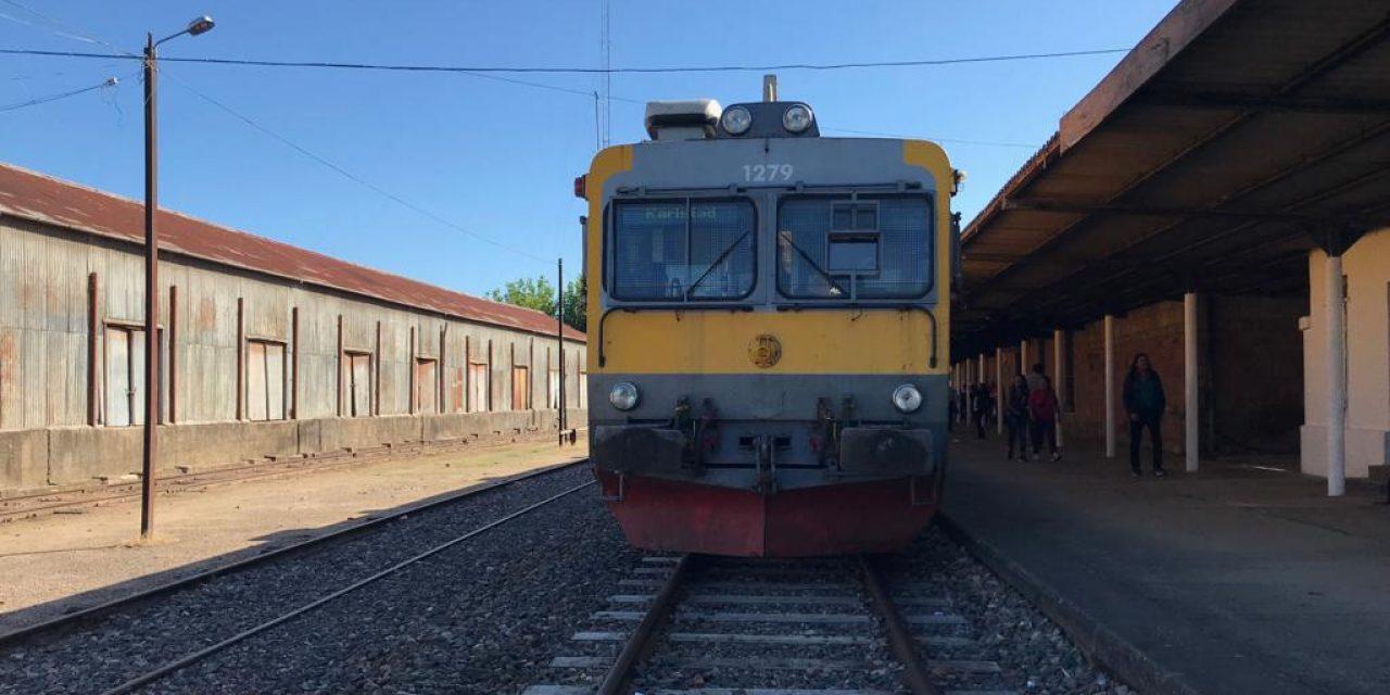 ¿Cómo es el trayecto en tren que une Tacuarembó y Rivera después de 35 años?