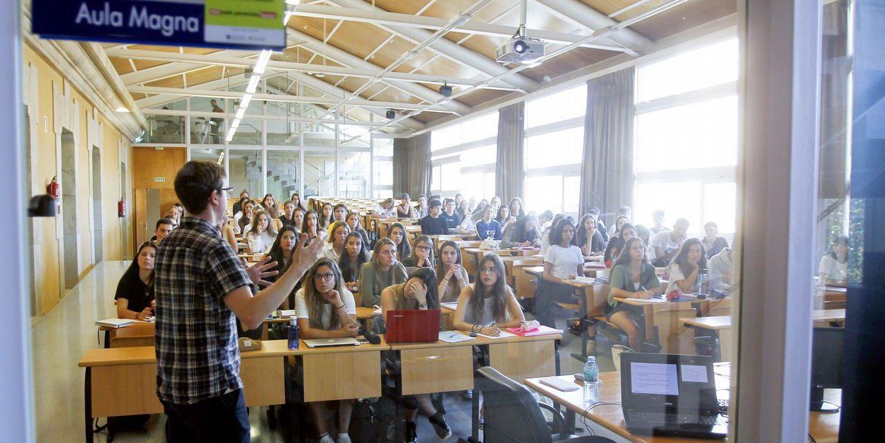 Más de 11.000 universitarios gallegos hacen prácticas en empresas cada año