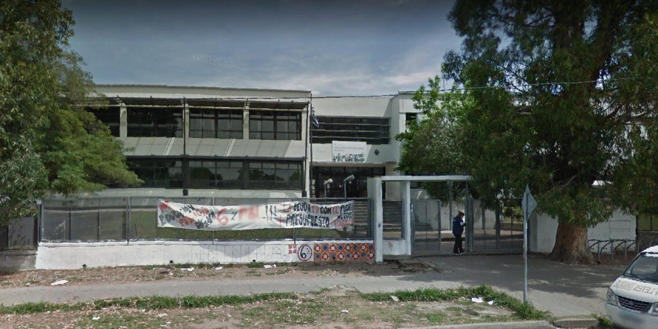 Se desarrolla un paro en todos los liceos de Montevideo