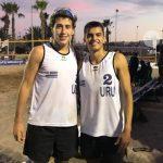 Bertrán y Bailon clasificaron al Mundial de Voleibol Sub 21