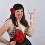 """Florencia Infante: """"Ser mujer y hacer humor no es fácil"""""""