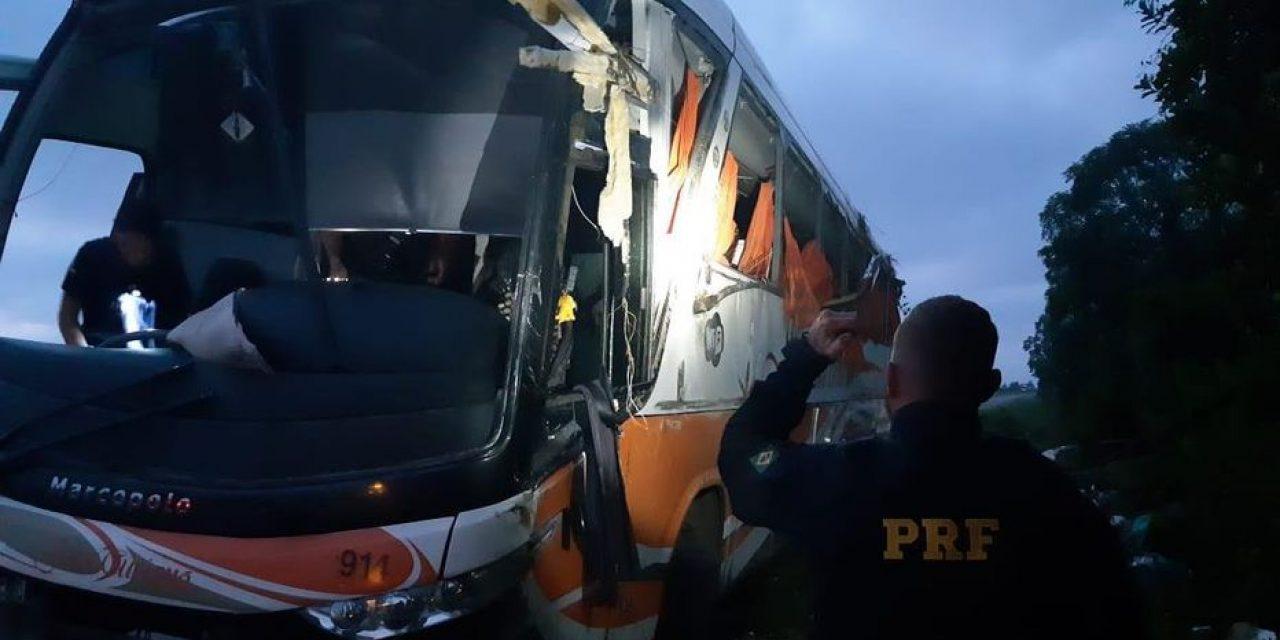 Siniestro de bus : Cancillería coordina el regreso al país de los uruguayos que aún permanecen en Brasil