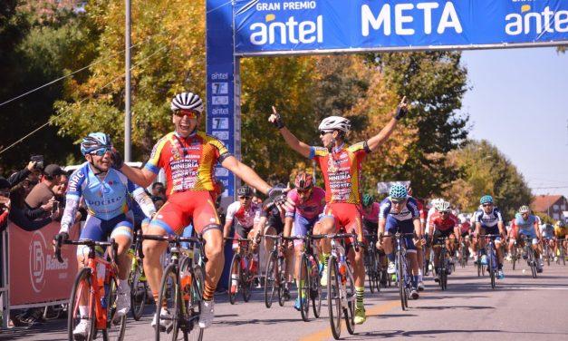 Naranjo se quedó con la cuarta etapa de la Vuelta Ciclista