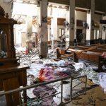 Cientos de personas fallecidas en atentado en Sri Lanka