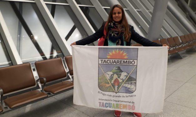 Atleta uruguaya subió al podio en los 30Km de Cusco