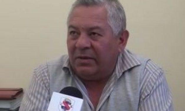"""Alcalde Martinicorena:        """"Si yo hubiera ratificado la denuncia mi hijo iba a la cárcel por agredir a una autoridad"""""""